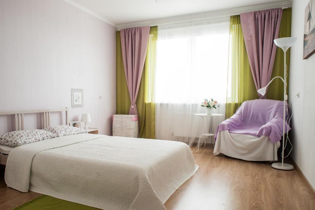 Апартаменты С террасой, Минск, Беларусь