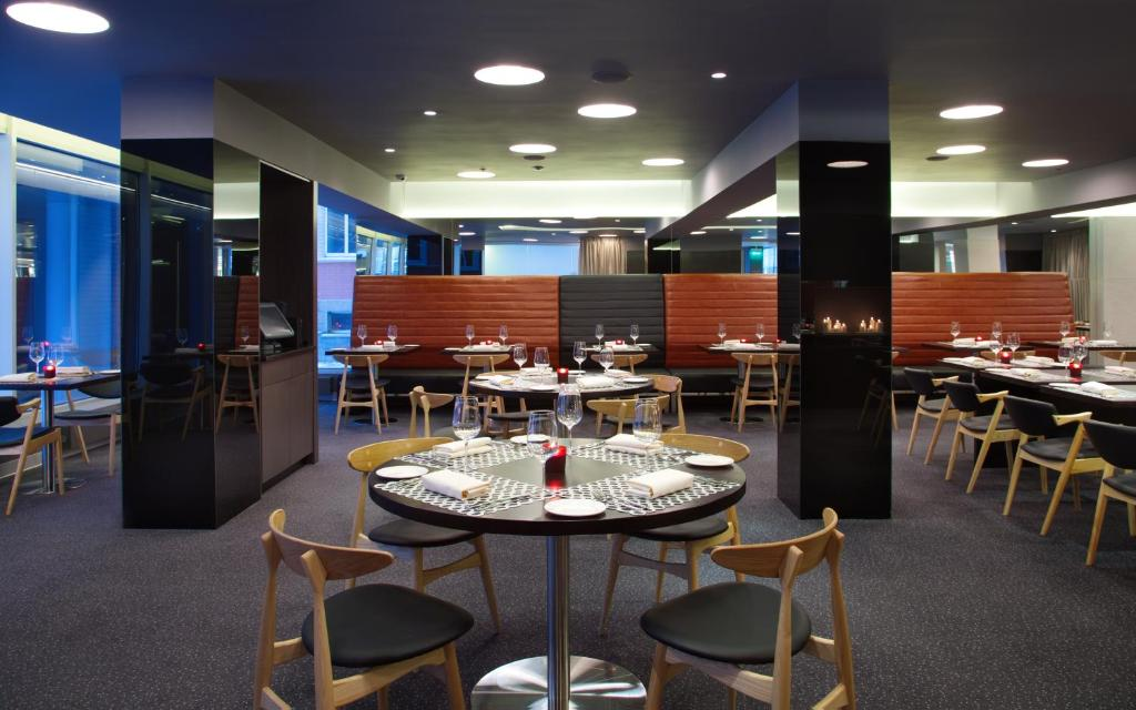 Отель DoubleTree by Hilton Ekaterinburg City Centre