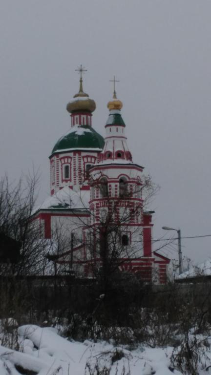 Гостевой дом На Ивановой Горе, Суздаль