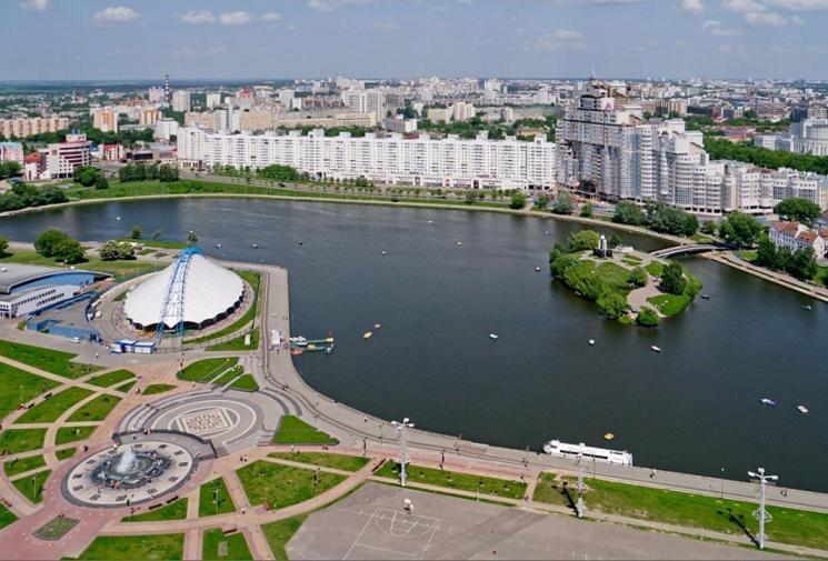 Апартаменты на Сторожевской 8, Минск, Беларусь