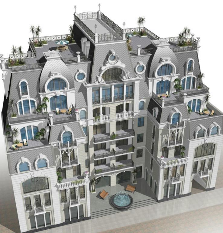 Апартаменты Леолина