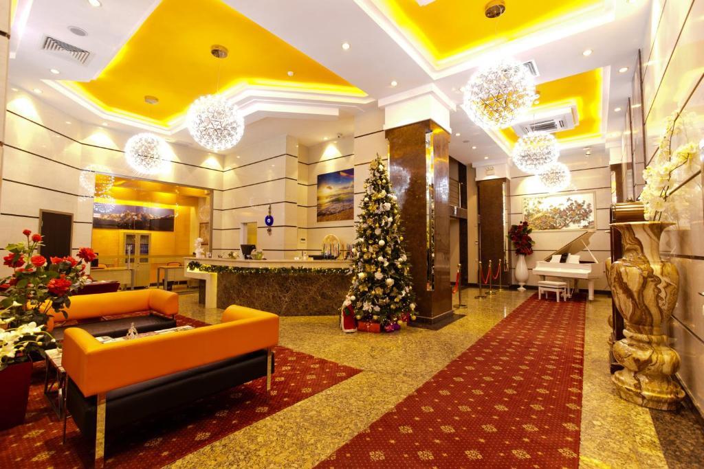 Отель Гранд Вояж, Алматы, Казахстан