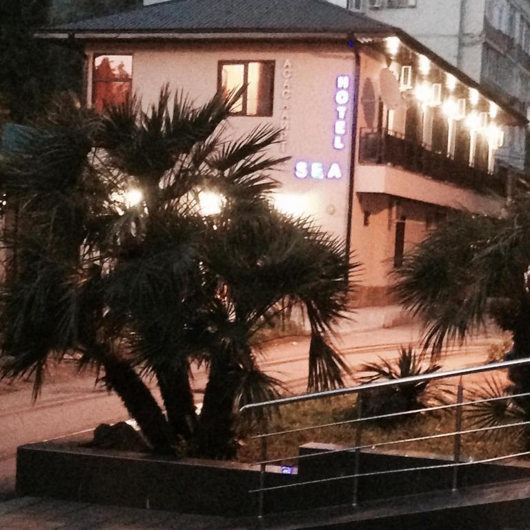 Отель Sea