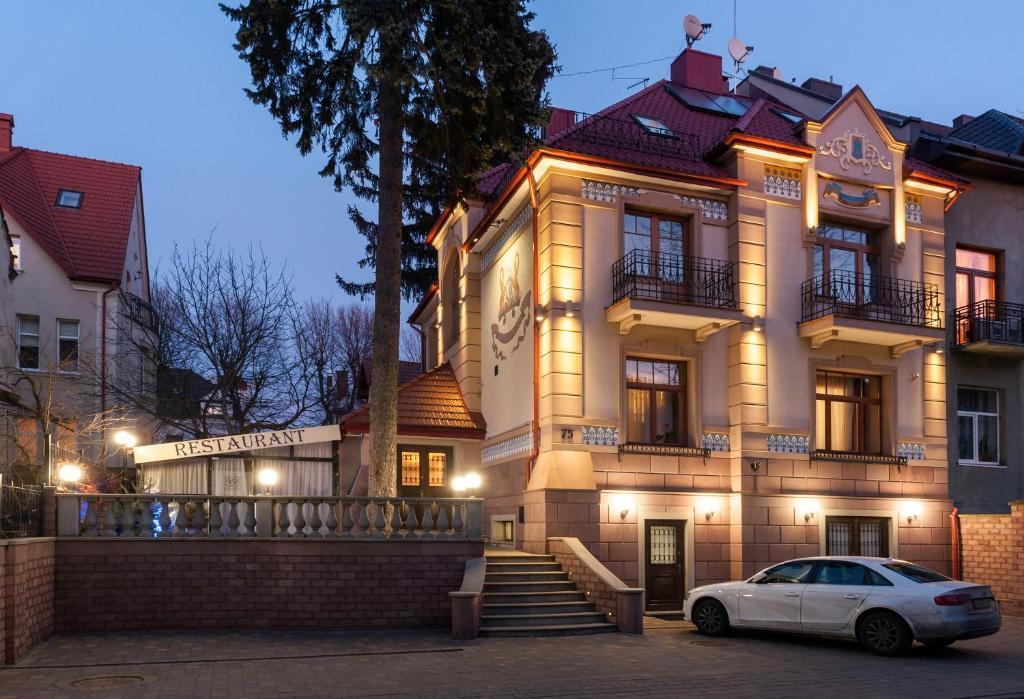 Отель Станиславский Отель, Львов, Украина