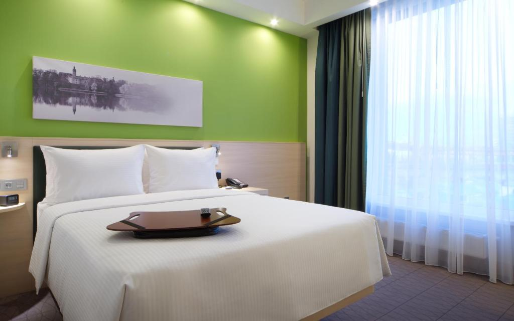 Отель Hampton by Hilton Minsk City Centre, Минск, Беларусь