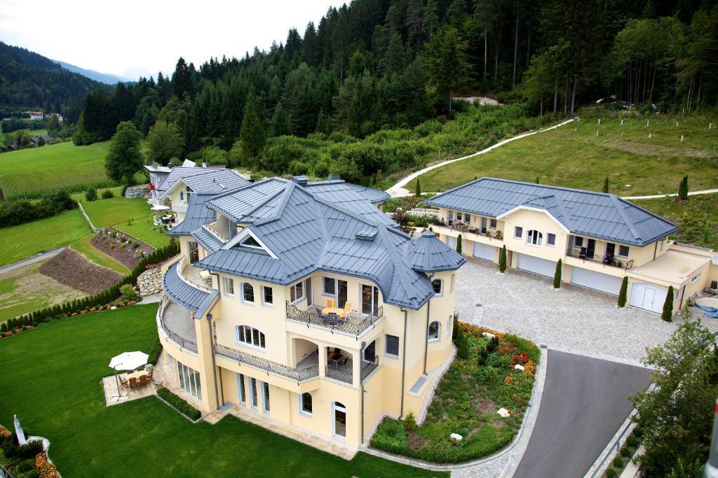 Villa victoria sterreich hermagor for Plano de villa el salvador