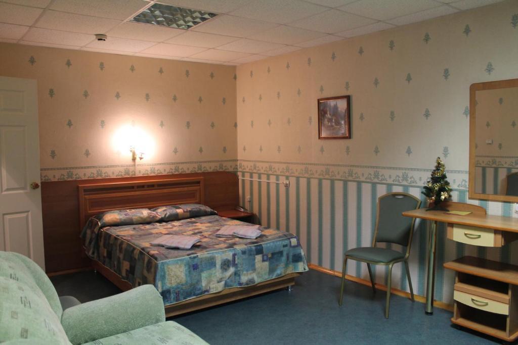 Отель Верба, Кострома