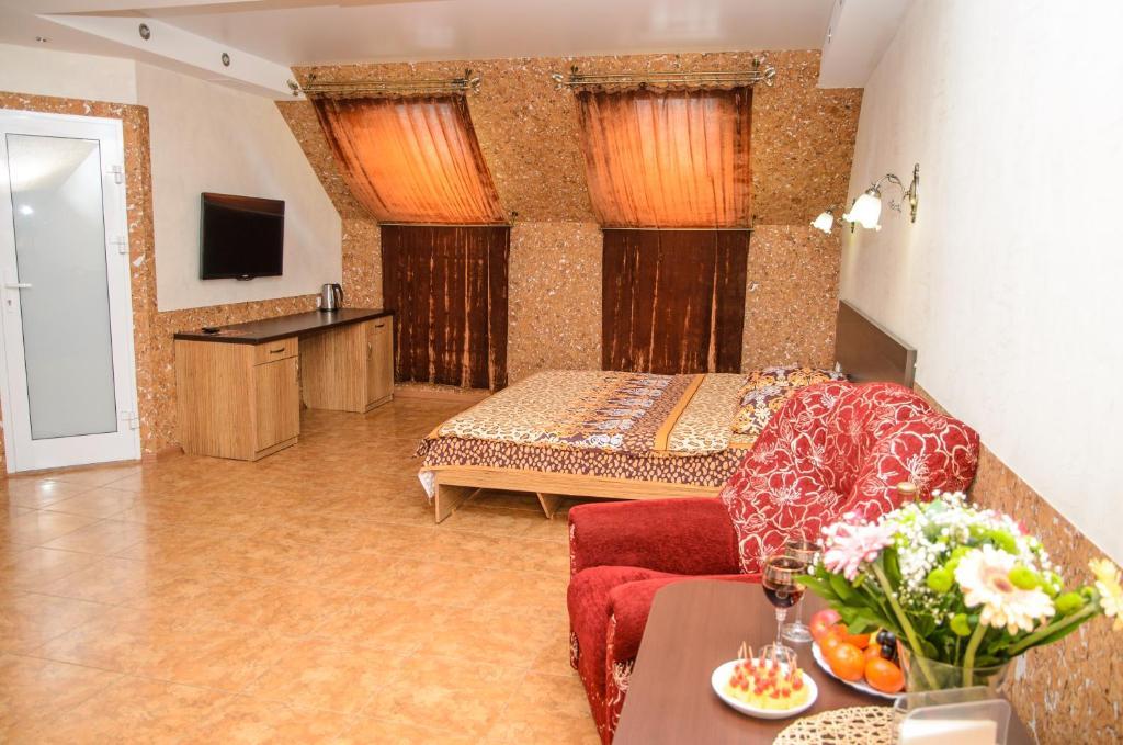 Отель Виктория Хаус, Новосибирск