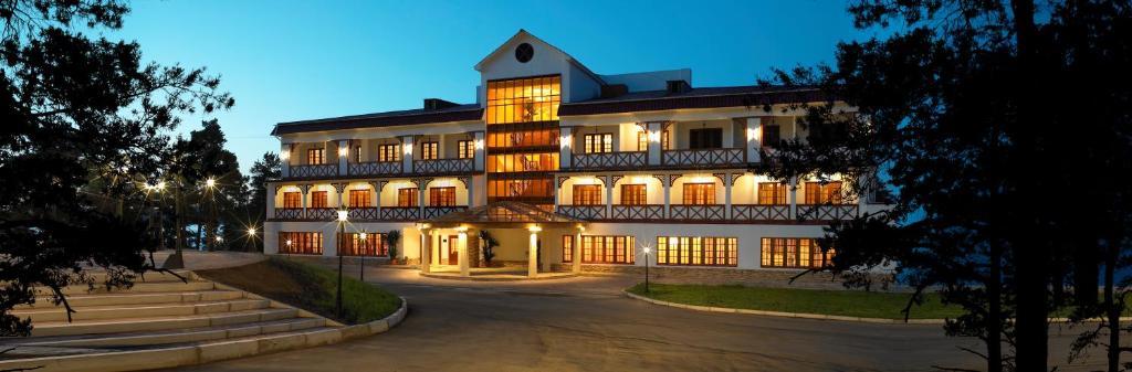 Гостиница Парк Отель Кокшетау, Щучинск, Казахстан