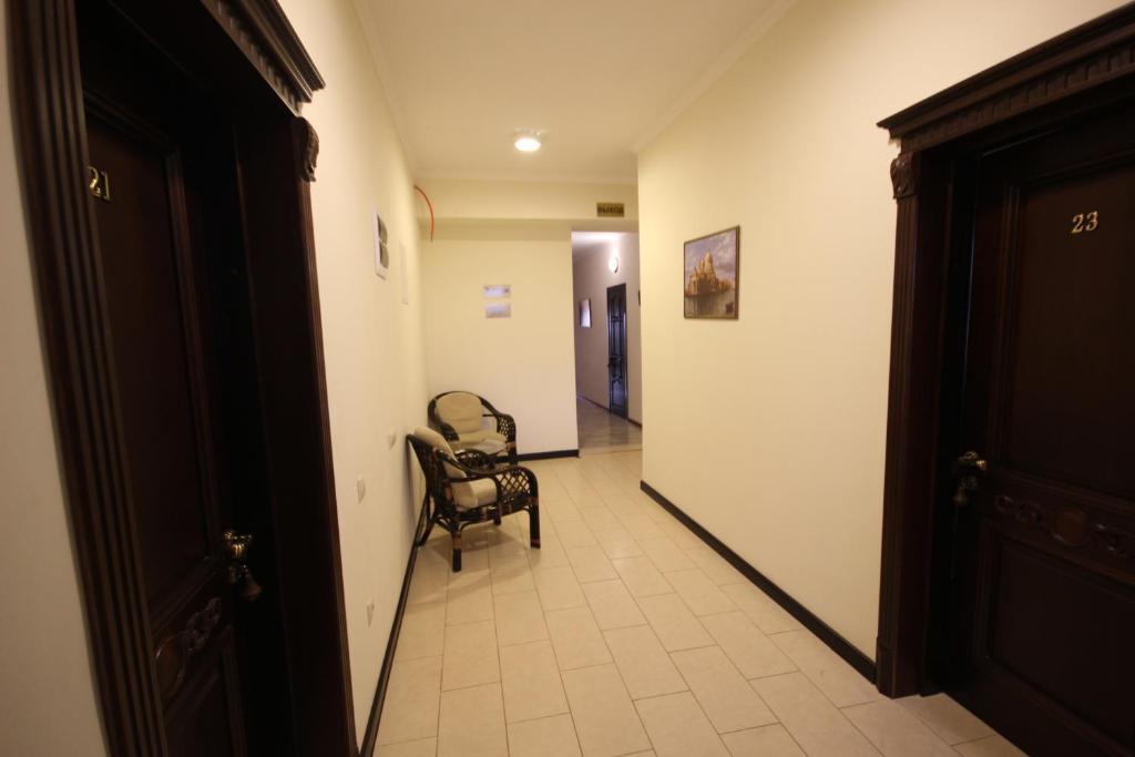 Отель Сан-Сиро