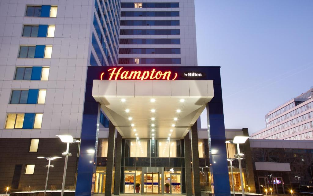Гостиница Hampton by Hilton Moscow Strogino, Москва