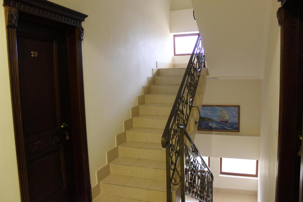 Отель Сан-Сиро, Гудаута, Абхазия
