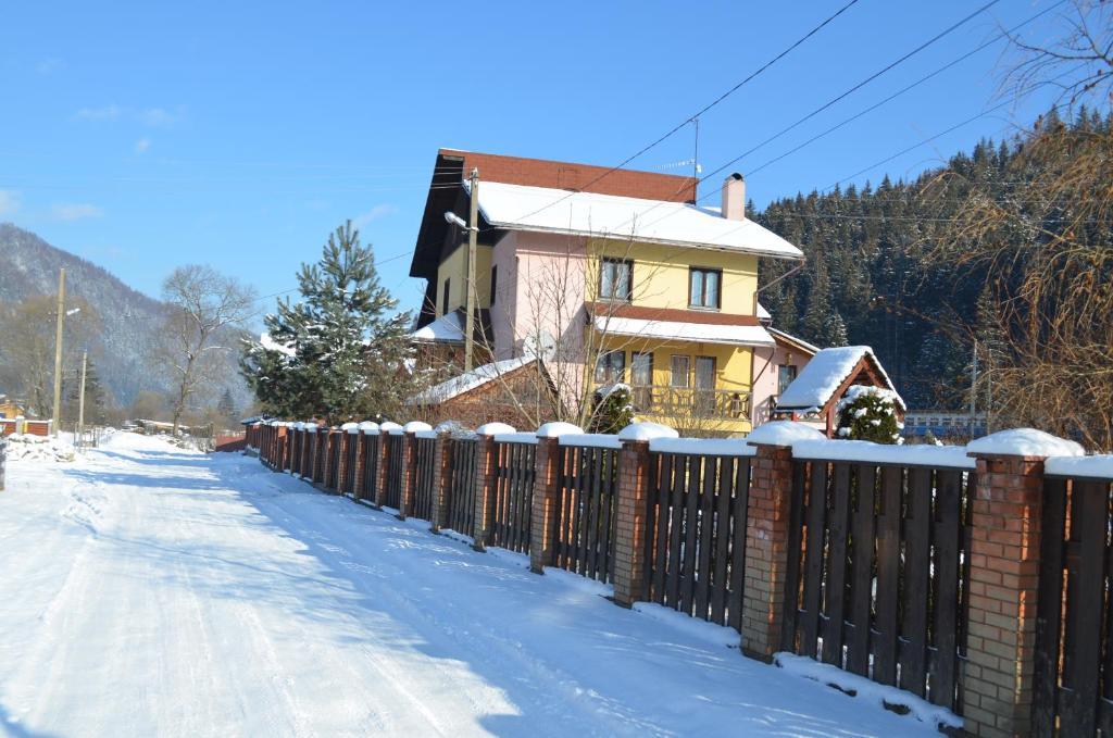 Гостевой дом Арефьевых, Славское, Украина