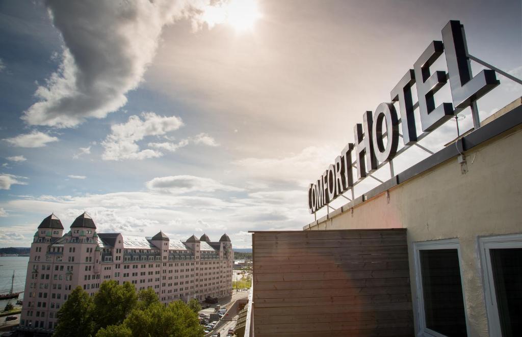 Comfort Hotel Børsparken, Осло, Норвегия