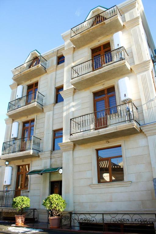 Мини-гостиница Шамс, Баку, Азербайджан