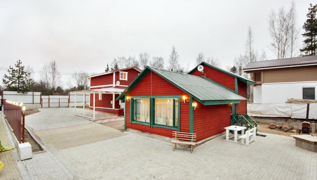 Дом отдыха Сканди Нордик, Выборг