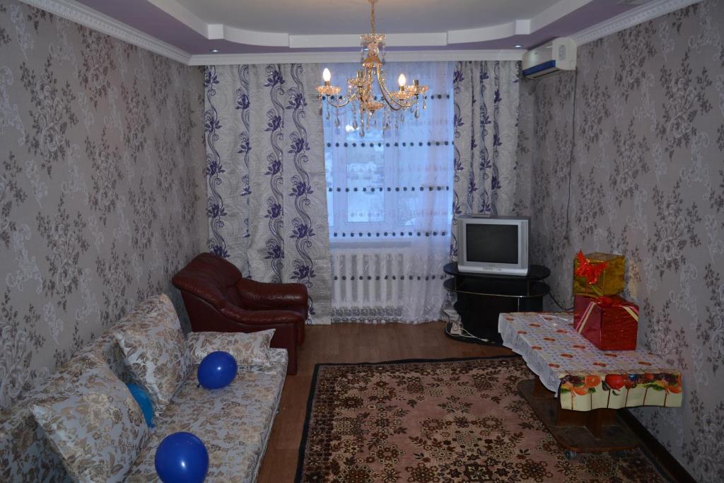 Апартаменты В микрорайоне 11, д. 89, Актобе, Казахстан