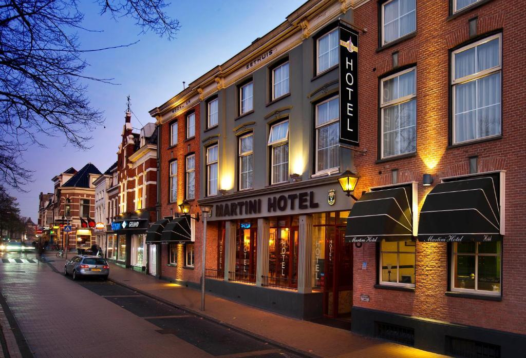 Martini Hotel, Гронинген, Нидерланды