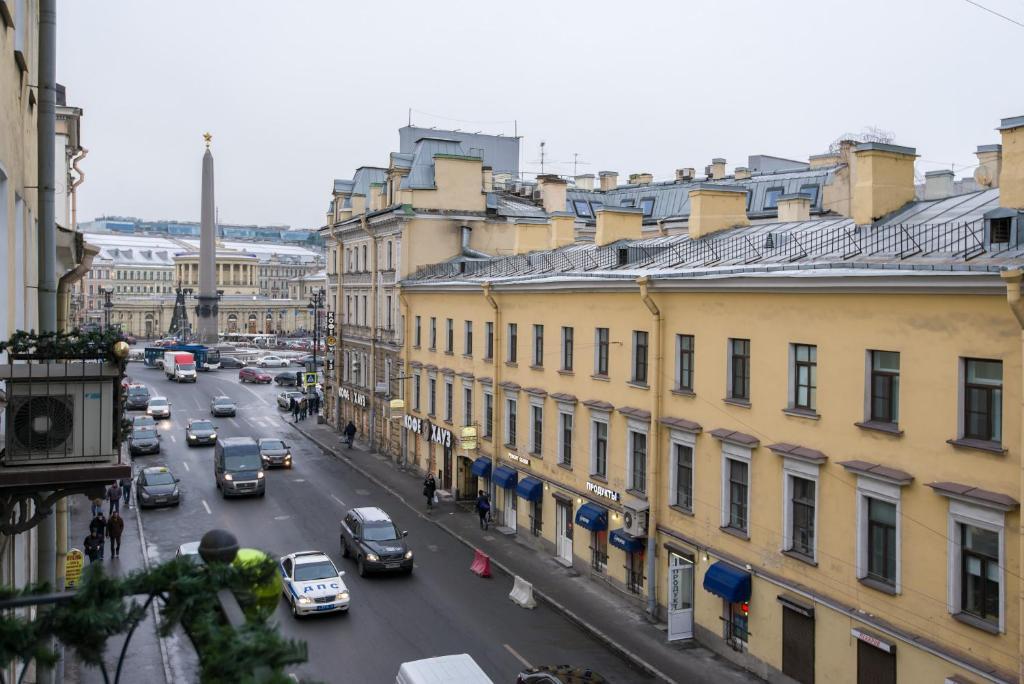 Отель Inn Center, Санкт-Петербург