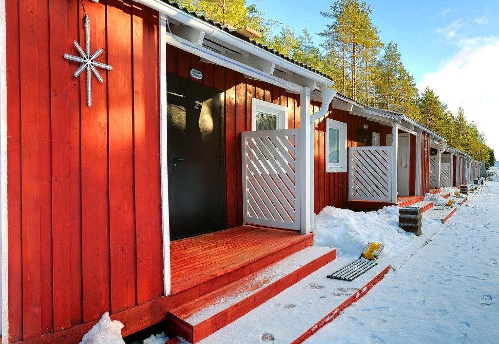Комплекс апартаментов Шишки на Лампушке - Финская Калевала, Раздолье