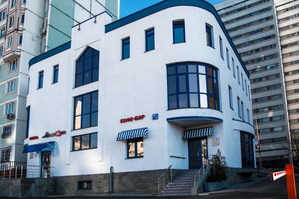 Отель Малетон (Анохина), Москва