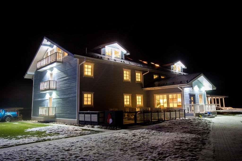 Отель Дубки
