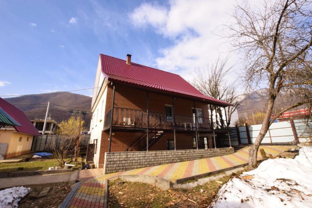 Гостевой дом Греческий, Красная Поляна