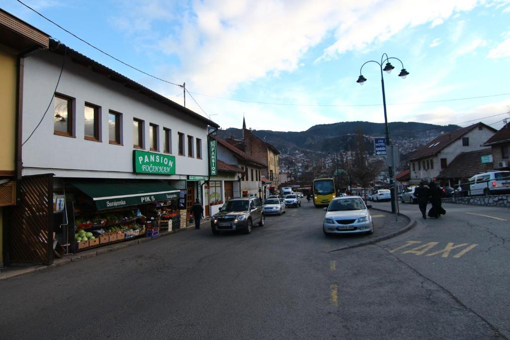 Pansion Fočin Han, Сараево, Босния и Герцеговина