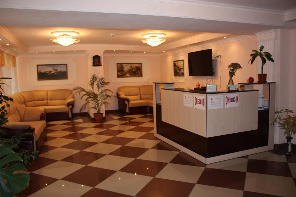 Гостиница Университетская, Киев, Украина