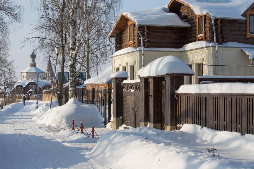 Гостевой дом Усадьба на Спасской, Суздаль