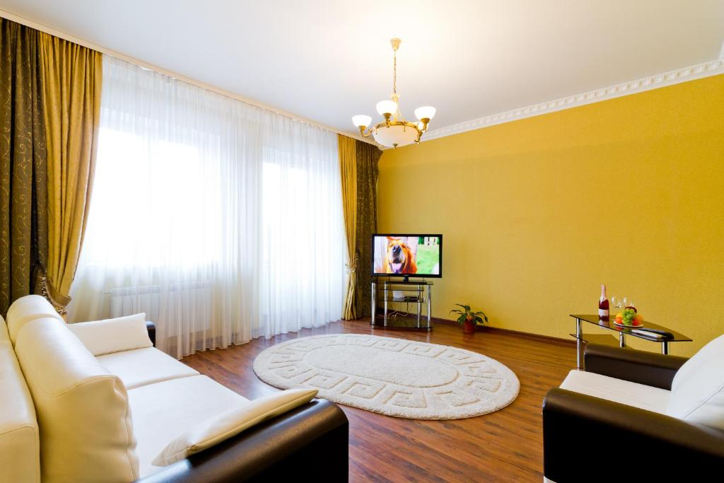 Апартаменты Molnar Богдановича 23, Минск, Беларусь