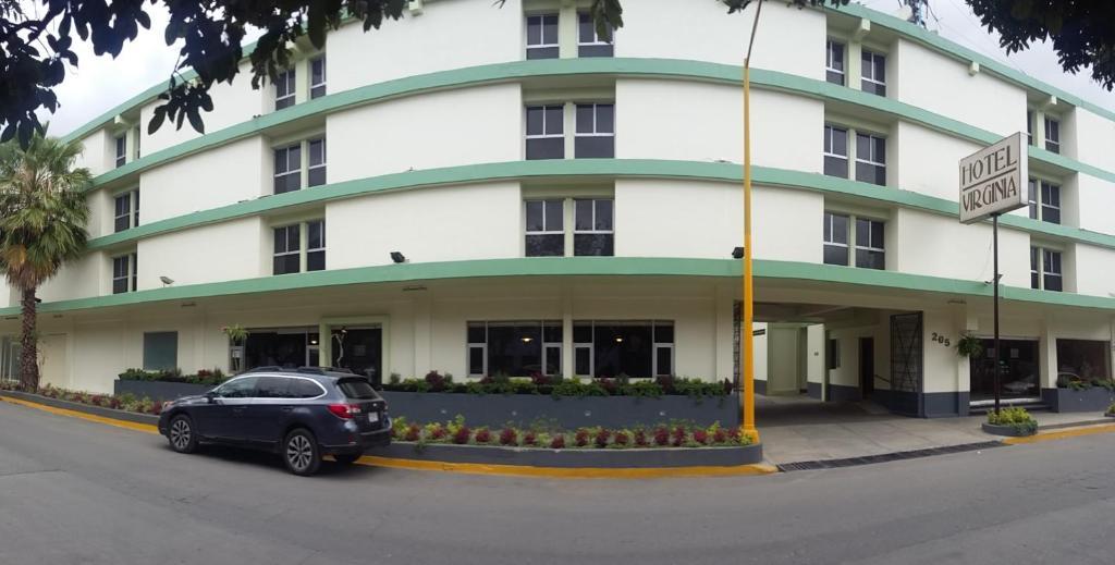 Отель Hotel Virginia, Оахака-де-Хуарес