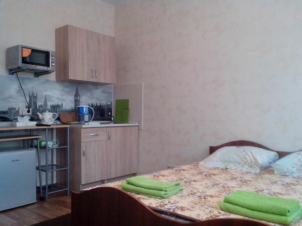 Апартаменты КакДома-SVO Студио, Лобня
