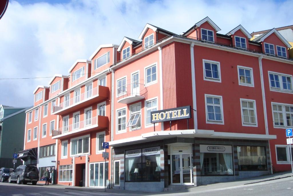 Astoria Hotel Kristiansund, Кристиансад, Норвегия