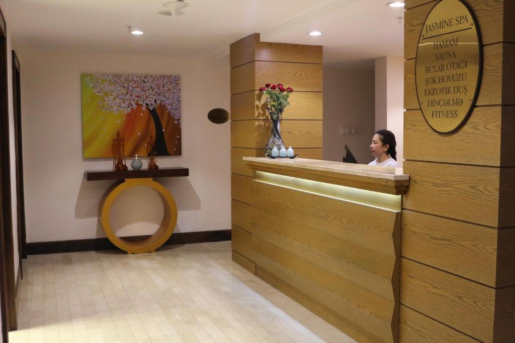 Отель Excelsior Shamkir