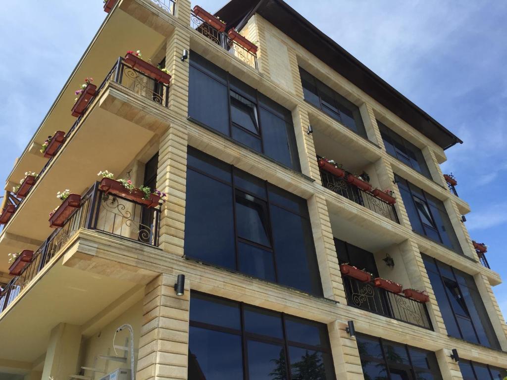 Парк-Отель Пуэбло Мохито, Цандрипш, Абхазия
