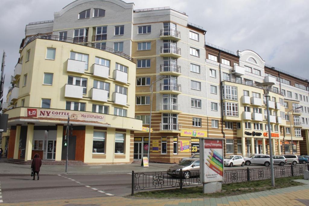 Апартаменты На Космонавтов 40/23, Брест, Беларусь