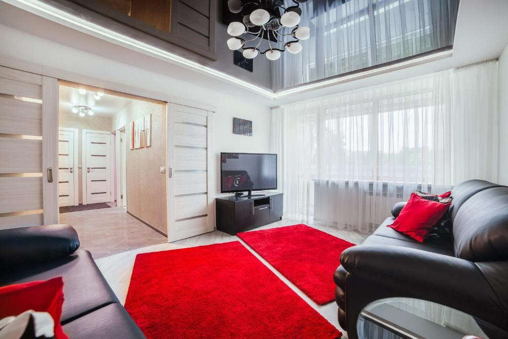 Апартаменты Флат, Минск, Беларусь