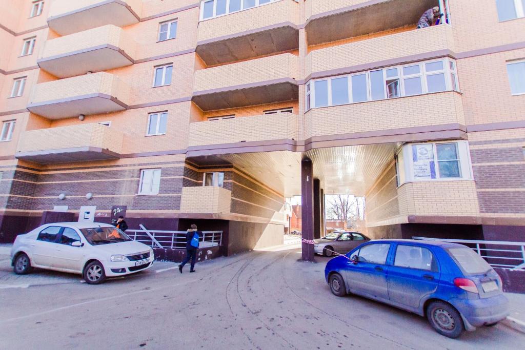 Апартаменты Спортивная 12