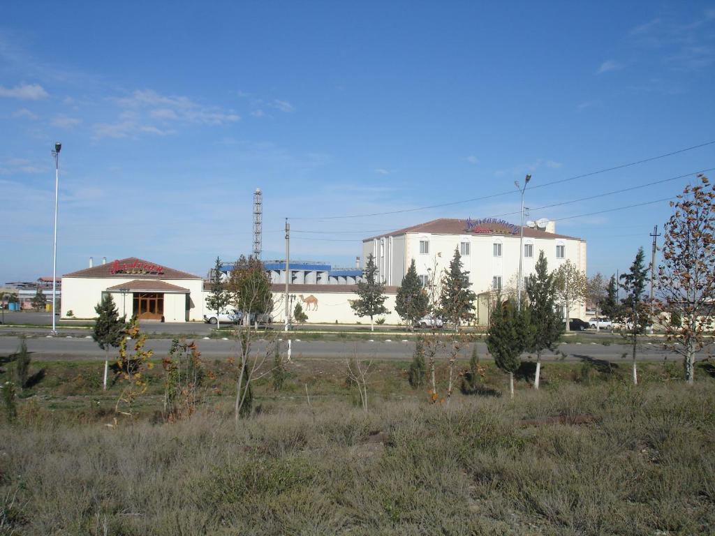 Отель Karvansaray