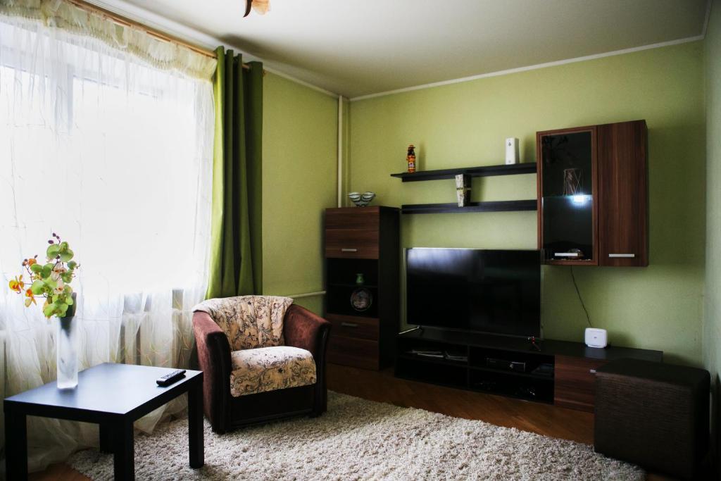 Апартаменты на Машерова 51, Минск, Беларусь