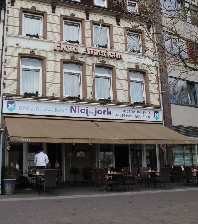 Hotel American, Венло, Нидерланды