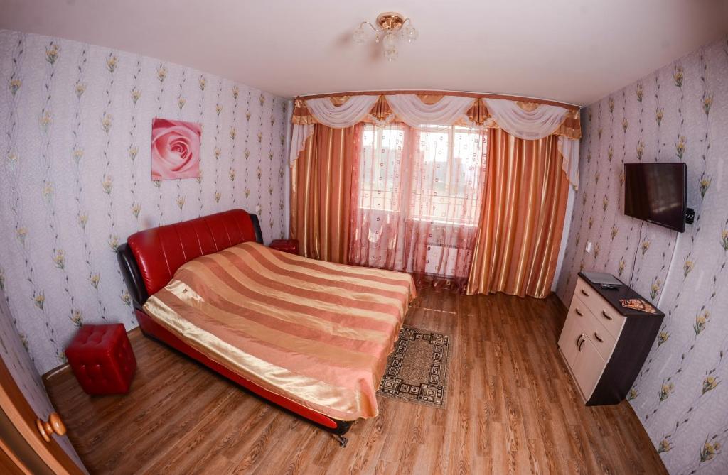Апартаменты Арбат 39-1, Красноярск