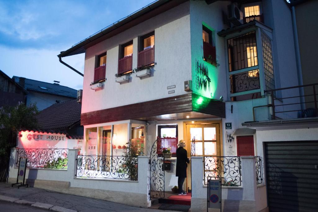 Halvat Hotel, Сараево, Босния и Герцеговина