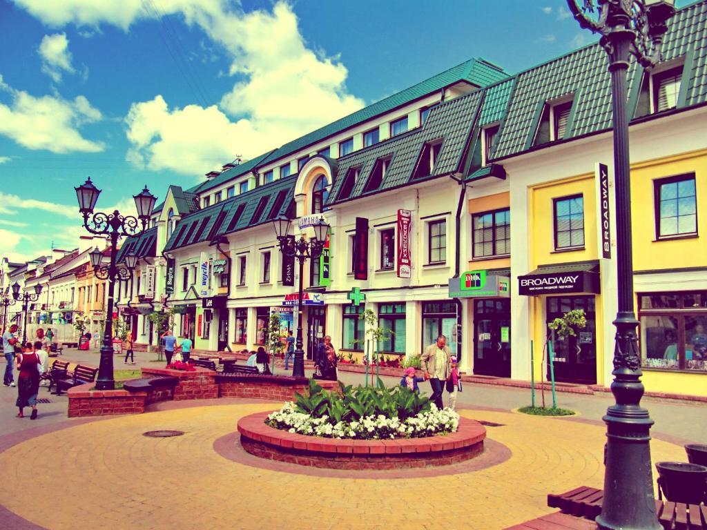Апартаменты Brest City Center, Брест, Беларусь