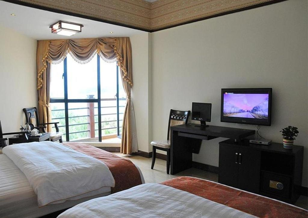 台山下川岛海滨阁酒店