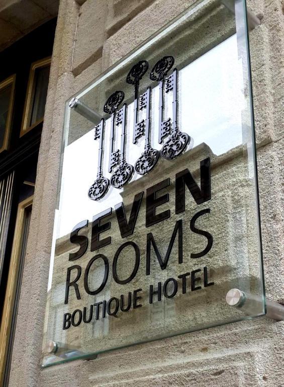 Отель Seven Rooms
