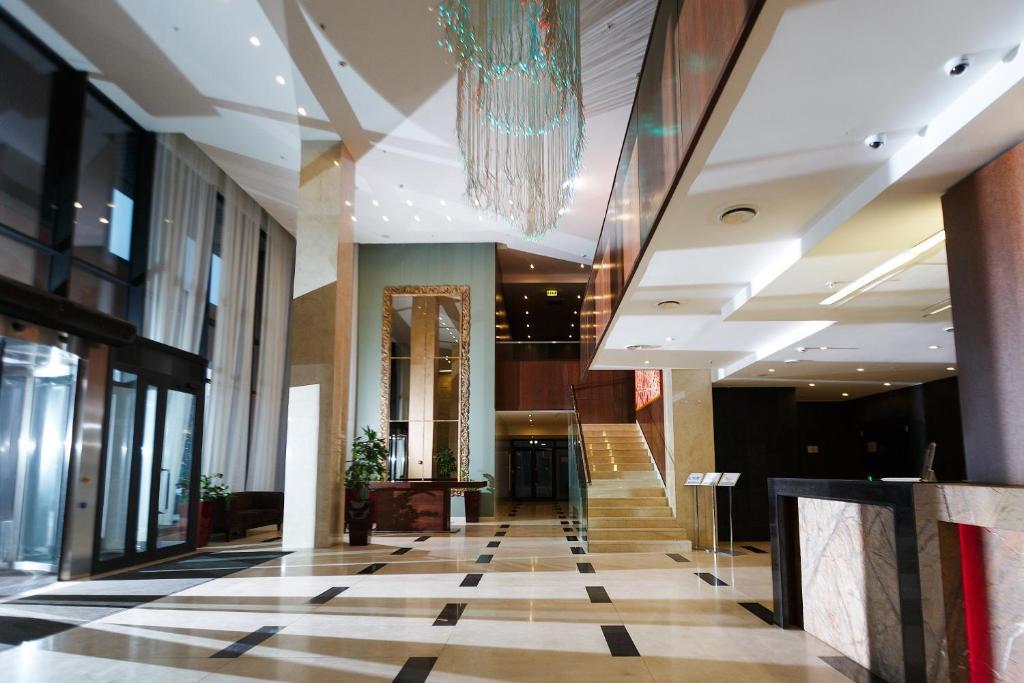 Отель Doubletree by Hilton, Новосибирск
