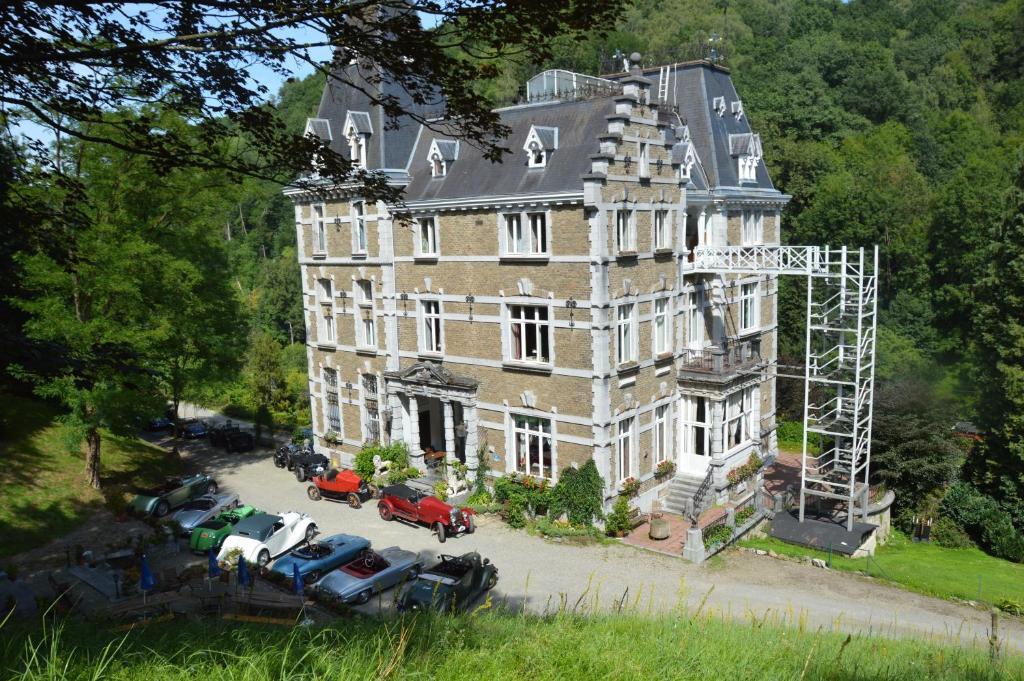 Chateau Bleu, Льеж, Бельгия