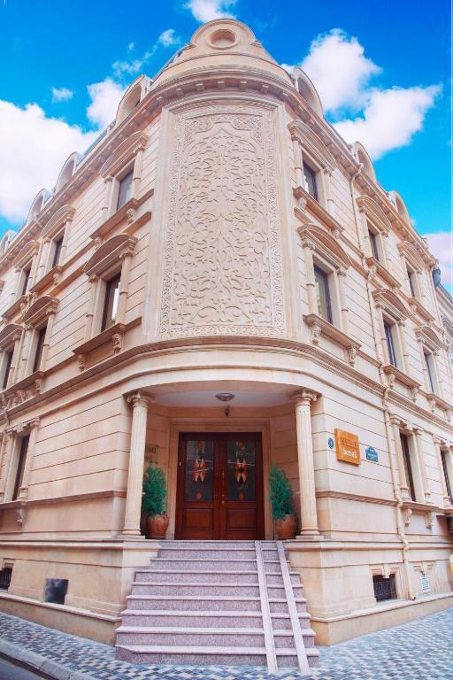 Отель Nemi, Баку, Азербайджан